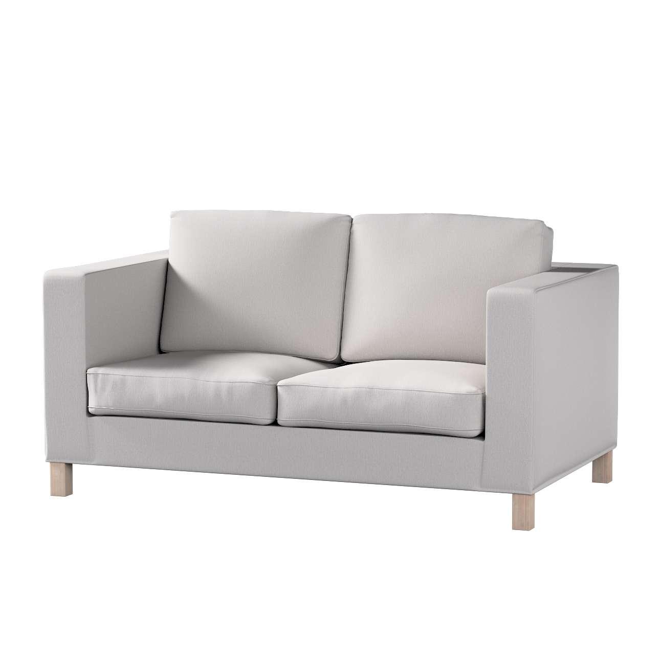 Pokrowiec na sofę Karlanda 2-osobową nierozkładaną, krótki Sofa Karlanda 2-os w kolekcji Chenille, tkanina: 702-23