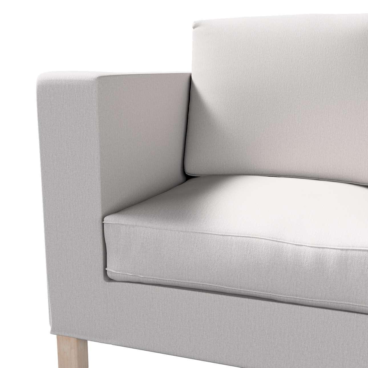 IKEA zitbankhoes/ overtrek voor Karlanda 2-zitsbank, kort van de collectie Chenille, Stof: 702-23
