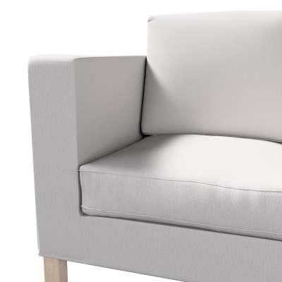 Bezug für Karlanda 2-Sitzer Sofa nicht ausklappbar, kurz von der Kollektion Chenille , Stoff: 702-23