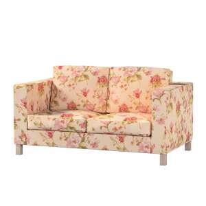 Karlanda 2-Sitzer Sofabezug nicht ausklappbar kurz Karlanda 2-Sitzer von der Kollektion Londres, Stoff: 123-05