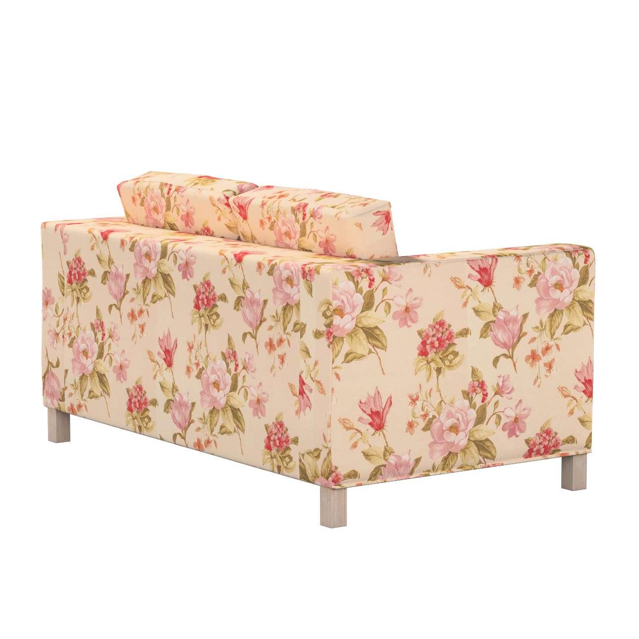 Huzat Karlanda 2-üléses kanapéra, nem kinyitható, rövid a kollekcióból Londres Bútorszövet, Dekoranyag: 123-05
