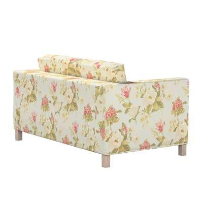Bezug für Karlanda 2-Sitzer Sofa nicht ausklappbar, kurz von der Kollektion Londres, Stoff: 123-65