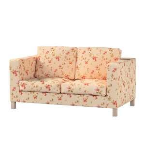 Karlanda 2-Sitzer Sofabezug nicht ausklappbar kurz Karlanda 2-Sitzer von der Kollektion Londres, Stoff: 124-05
