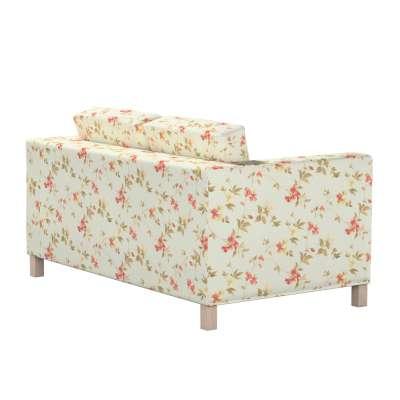 Bezug für Karlanda 2-Sitzer Sofa nicht ausklappbar, kurz von der Kollektion Londres, Stoff: 124-65