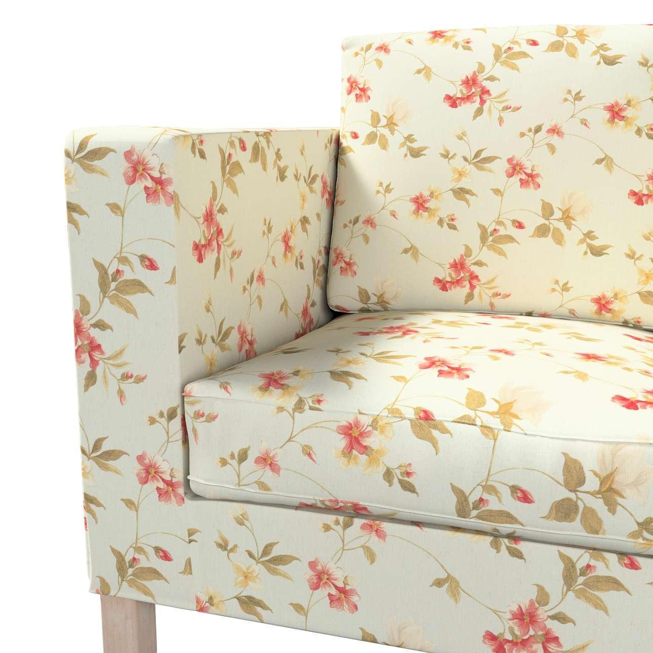 Poťah na sedačku Karlanda (pre 2 osoby,krátky) V kolekcii Londres, tkanina: 124-65
