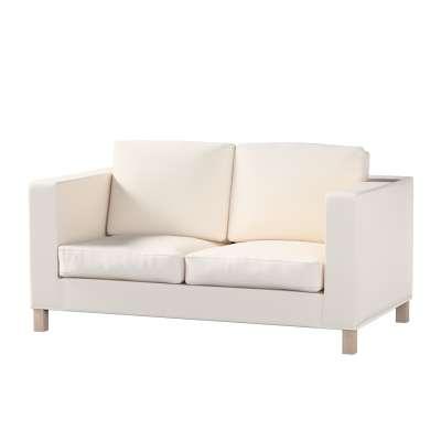 Karlanda 2-Sitzer Sofabezug nicht ausklappbar kurz von der Kollektion Etna, Stoff: 705-01