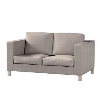 Karlanda 2-Sitzer Sofabezug nicht ausklappbar kurz von der Kollektion Etna, Stoff: 705-09
