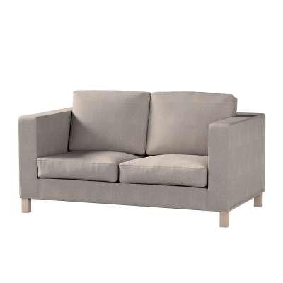 Huzat Karlanda 2-üléses kanapéra, nem kinyitható, rövid a kollekcióból Etna Bútorszövet, Dekoranyag: 705-09