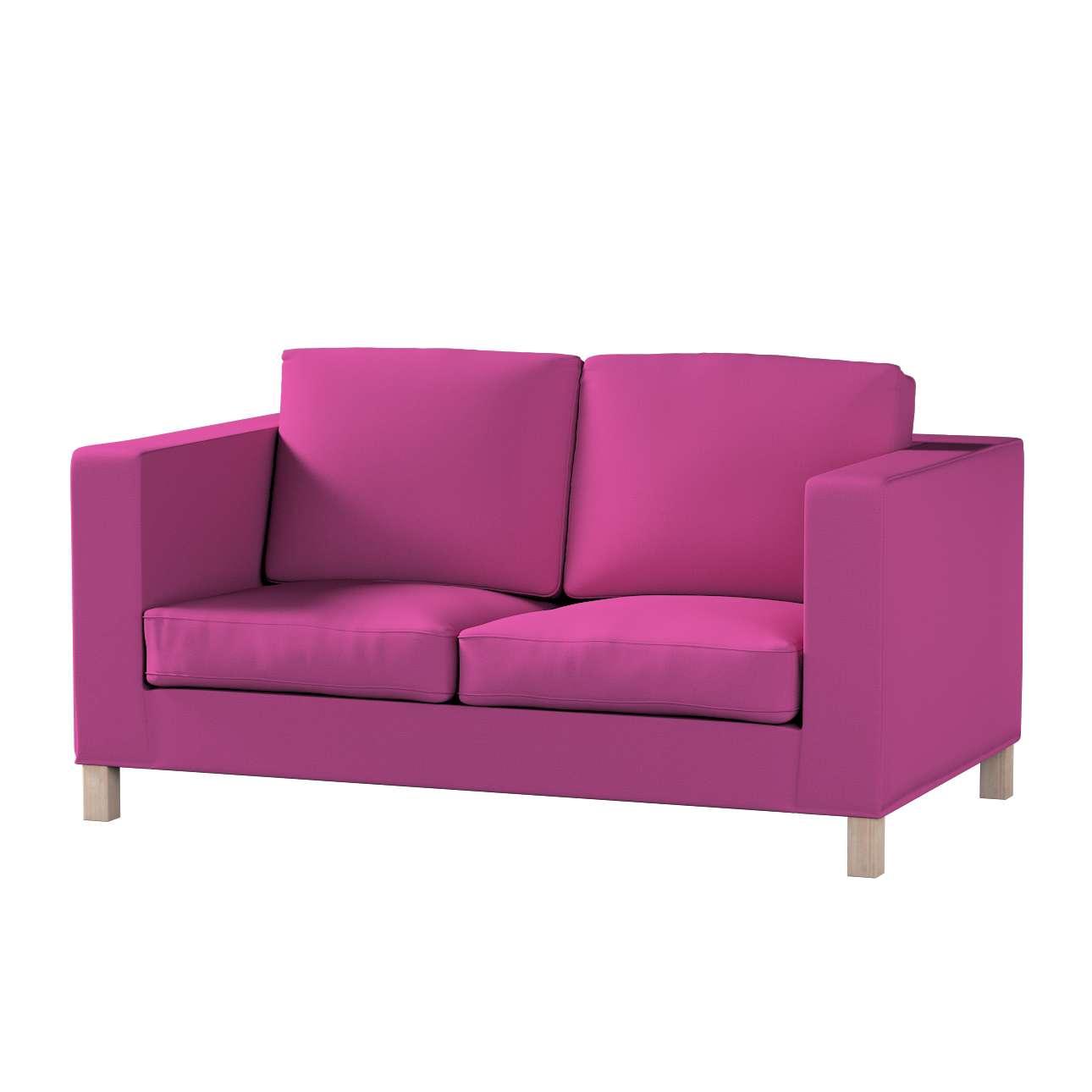 Karlanda 2-Sitzer Sofabezug nicht ausklappbar kurz Karlanda 2-Sitzer von der Kollektion Etna, Stoff: 705-23