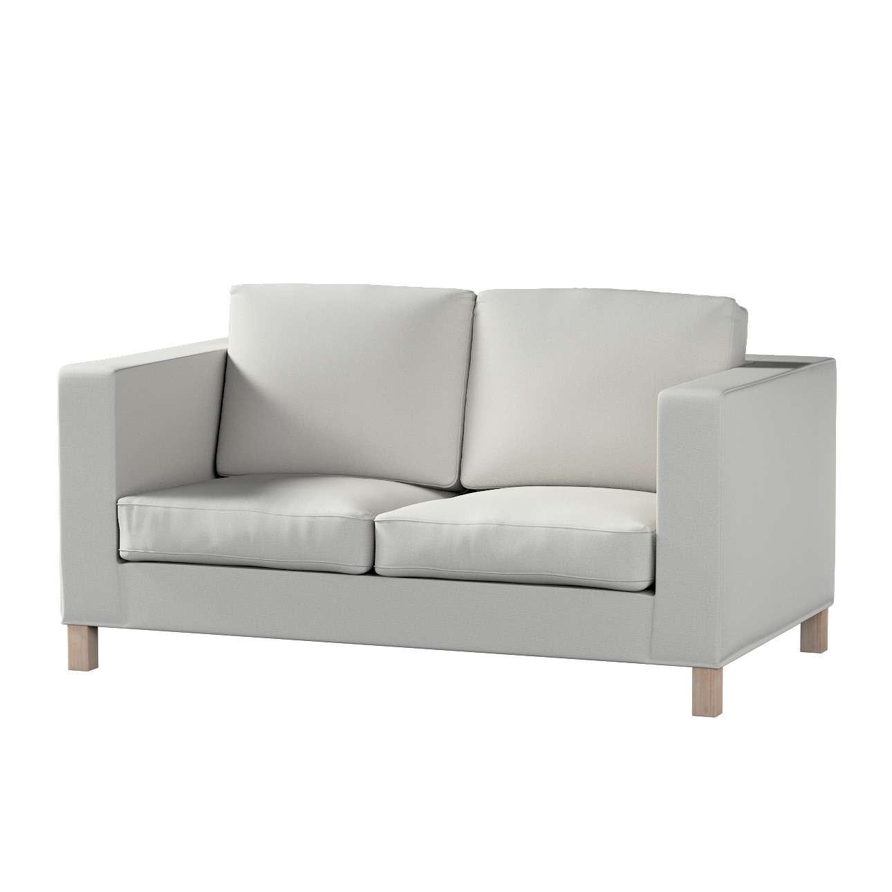 Karlanda 2-Sitzer Sofabezug nicht ausklappbar kurz Karlanda 2-Sitzer von der Kollektion Etna, Stoff: 705-90