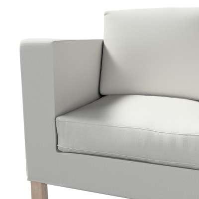 Bezug für Karlanda 2-Sitzer Sofa nicht ausklappbar, kurz von der Kollektion Etna, Stoff: 705-90