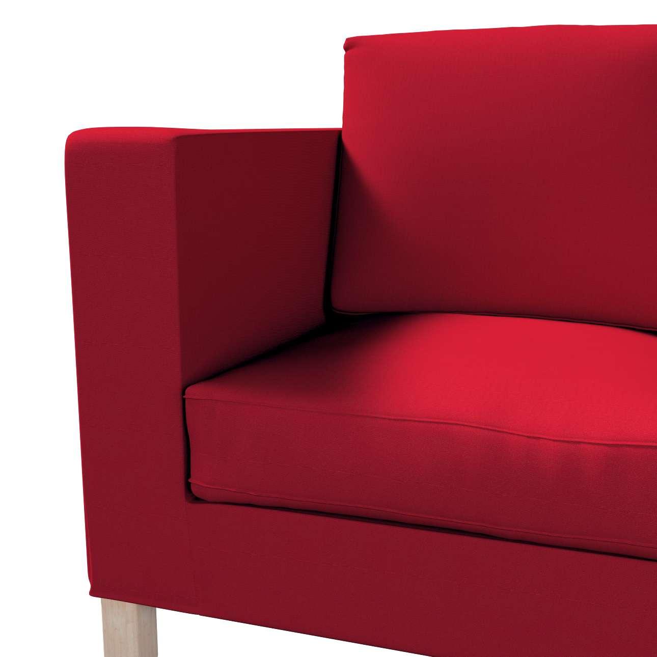 Huzat Karlanda 2-üléses kanapéra, nem kinyitható, rövid a kollekcióból Etna Bútorszövet, Dekoranyag: 705-60