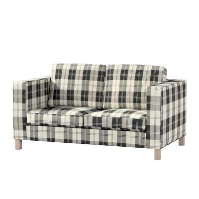 Potah na pohovku IKEA  Karlanda 2-místná, krátký v kolekci Edinburgh, látka: 115-74