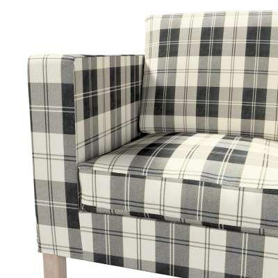 Karlanda klädsel<br>2-sits soffa - kort klädsel i kollektionen Edinburgh, Tyg: 115-74