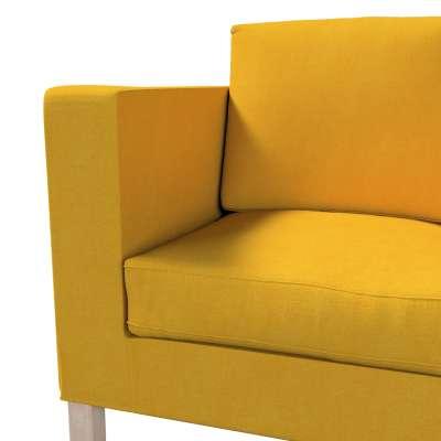 Pokrowiec na sofę Karlanda 2-osobową nierozkładaną, krótki w kolekcji Etna, tkanina: 705-04