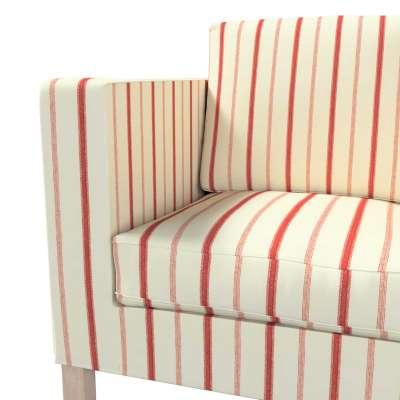 Bezug für Karlanda 2-Sitzer Sofa nicht ausklappbar, kurz von der Kollektion Avinon, Stoff: 129-15