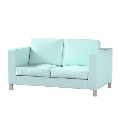 Huzat Karlanda 2-üléses kanapéra, nem kinyitható, rövid a kollekcióból Cotton Panama Bútorszövet, Dekoranyag: 702-10