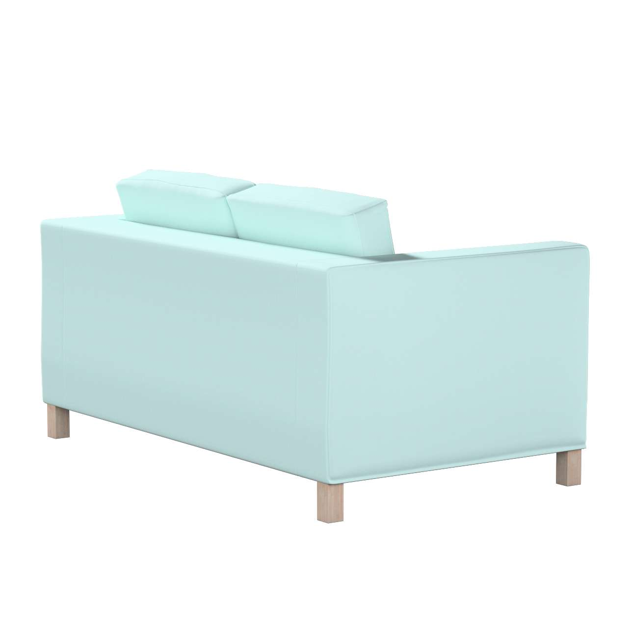 Potah na pohovku IKEA  Karlanda 2-místná, krátký v kolekci Cotton Panama, látka: 702-10