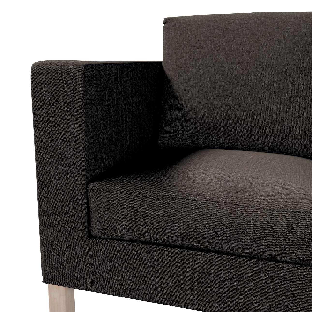 Potah na pohovku IKEA  Karlanda 2-místná, krátký v kolekci Etna, látka: 702-36