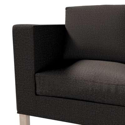 Huzat Karlanda 2-üléses kanapéra, nem kinyitható, rövid a kollekcióból Etna Bútorszövet, Dekoranyag: 702-36