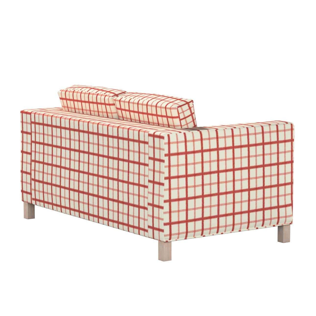 IKEA zitbankhoes/ overtrek voor Karlanda 2-zitsbank, kort van de collectie Avinon, Stof: 131-15