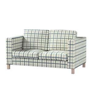 Potah na pohovku IKEA  Karlanda 2-místná, krátký pohovka Karlanda 2-os v kolekci Avignon, látka: 131-66