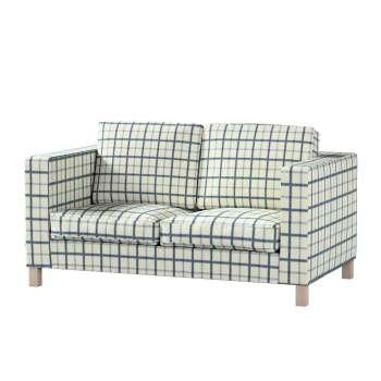 Pokrowiec na sofę Karlanda 2-osobową nierozkładaną, krótki Sofa Karlanda 2-os w kolekcji Avinon, tkanina: 131-66