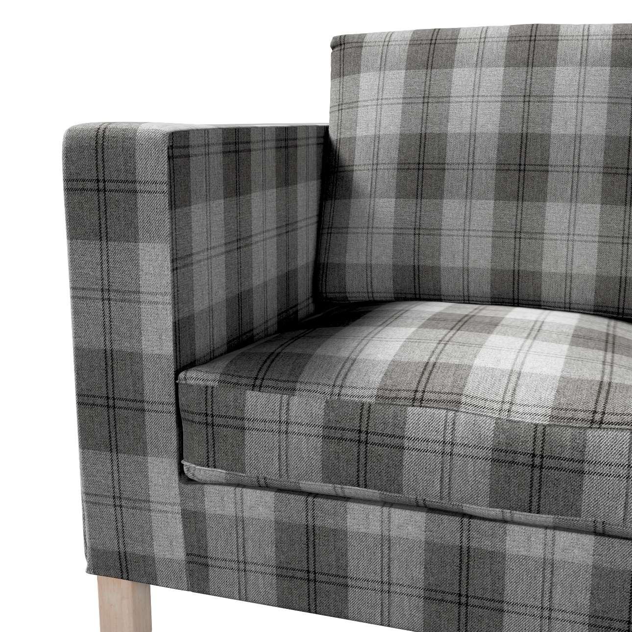 Karlanda klädsel<br>2-sits soffa - kort klädsel i kollektionen Edinburgh, Tyg: 115-75