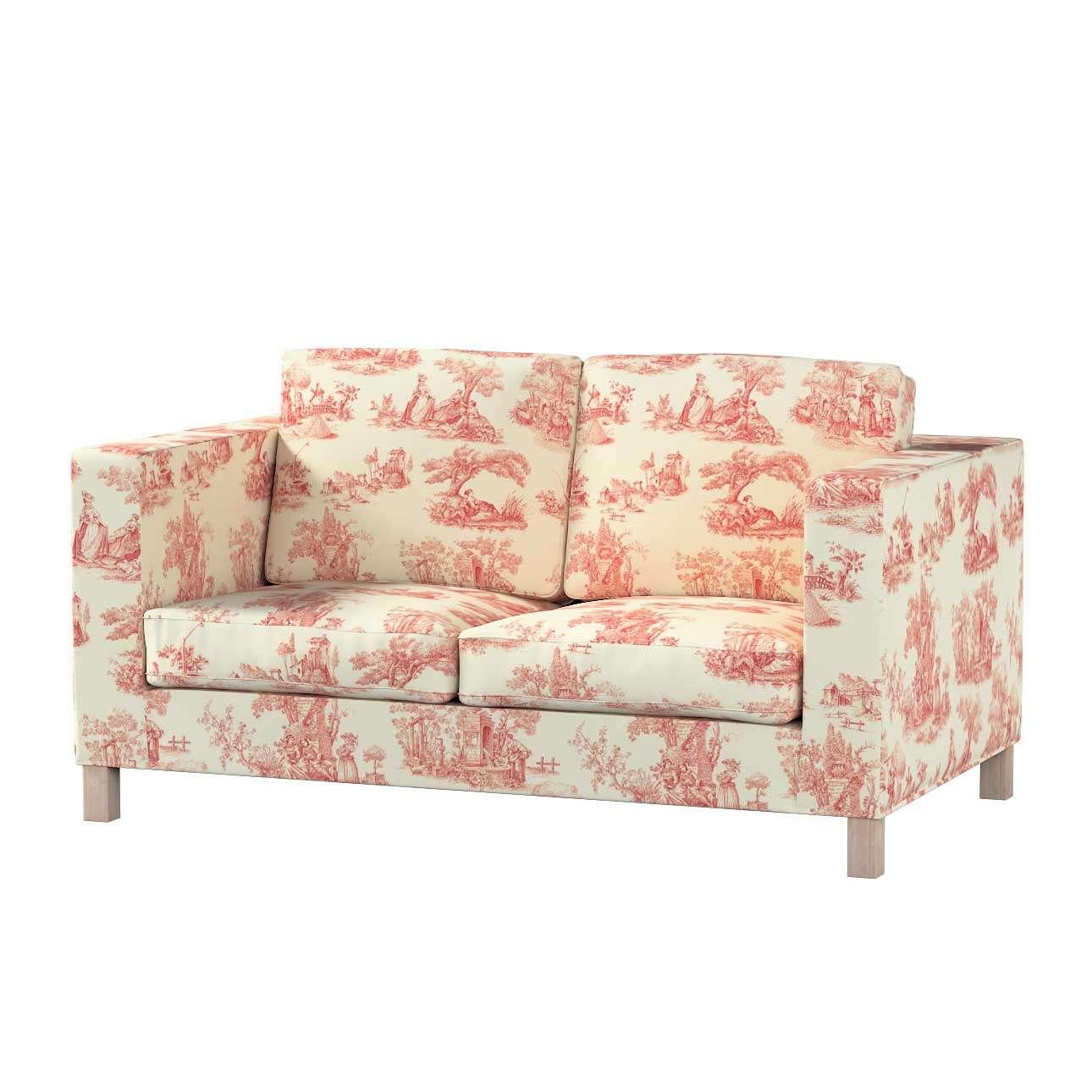 KARLANDA dvivietės sofos užvalkalas KARLANDA dvivietės sofos užvalkalas kolekcijoje Avinon, audinys: 132-15