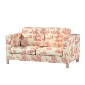 Karlanda 2-Sitzer Sofabezug nicht ausklappbar kurz Karlanda 2-Sitzer von der Kollektion Avinon, Stoff: 132-15