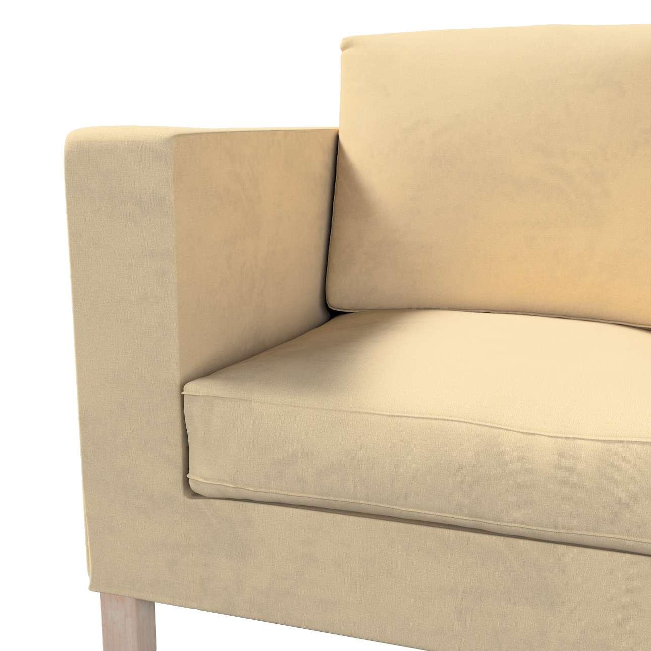Karlanda klädsel<br>2-sits soffa - kort klädsel i kollektionen Living 2, Tyg: 160-82