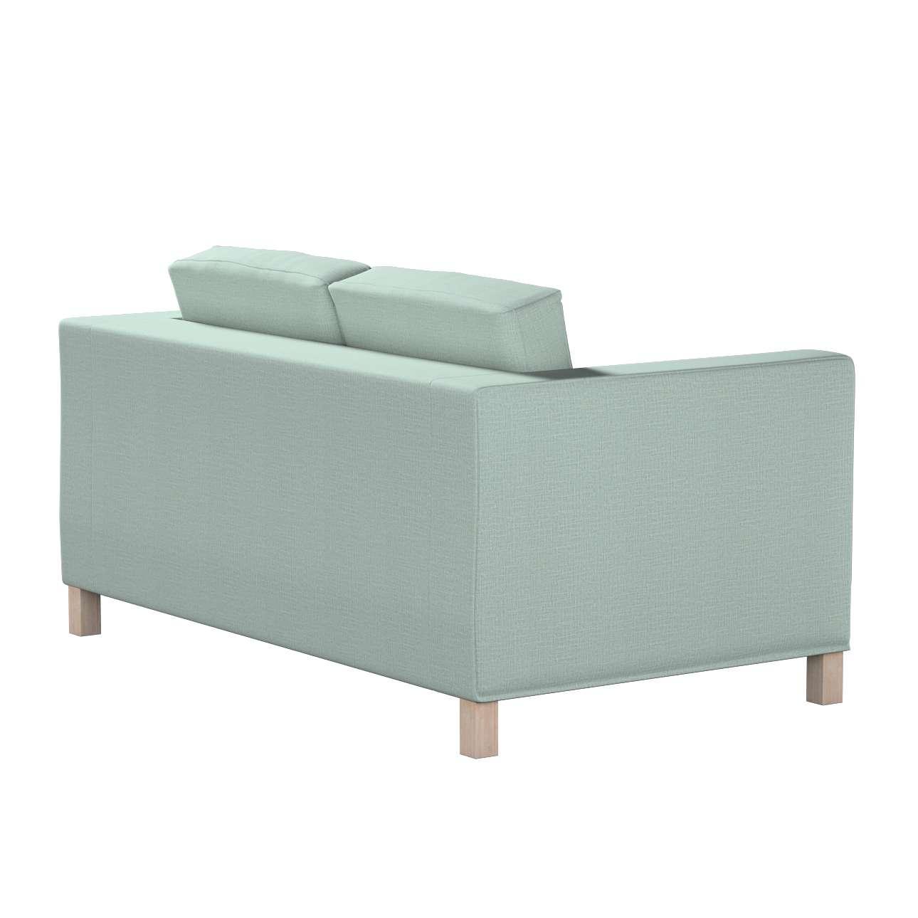 Potah na pohovku IKEA  Karlanda 2-místná, krátký v kolekci Living II, látka: 160-86