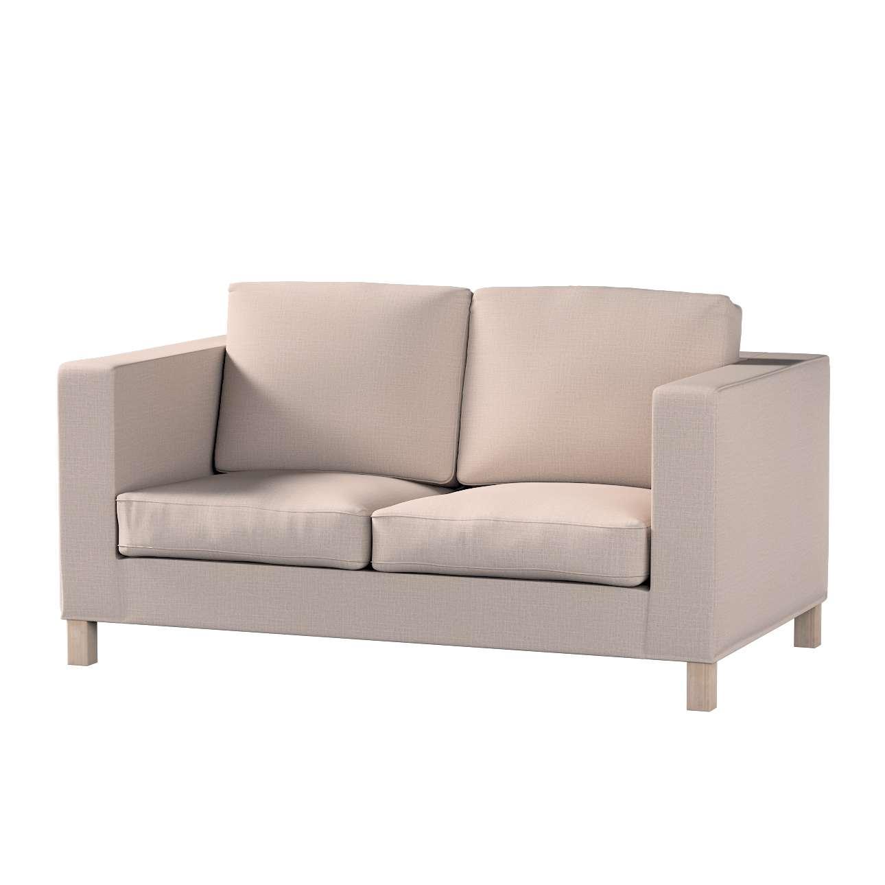 Bezug für Karlanda 2-Sitzer Sofa nicht ausklappbar, kurz von der Kollektion Living II, Stoff: 160-85