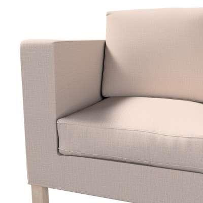 Potah na pohovku IKEA  Karlanda 2-místná, krátký v kolekci Living II, látka: 160-85