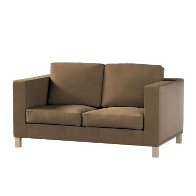 Karlanda 2-Sitzer Sofabezug nicht ausklappbar kurz von der Kollektion Living, Stoff: 160-94