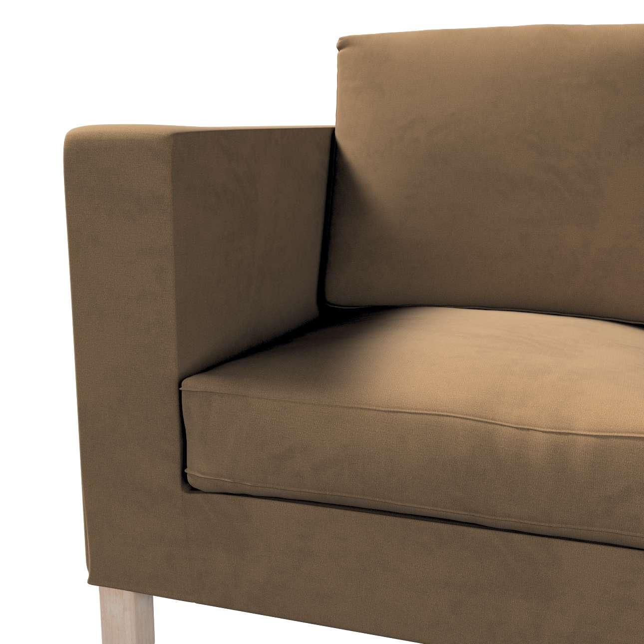 Karlanda klädsel<br>2-sits soffa - kort klädsel i kollektionen Living 2, Tyg: 160-94