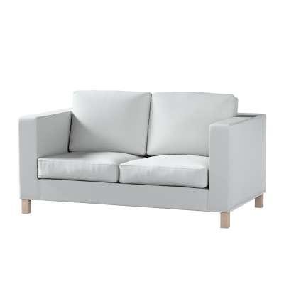 Karlanda 2-Sitzer Sofabezug nicht ausklappbar kurz von der Kollektion Living, Stoff: 161-18
