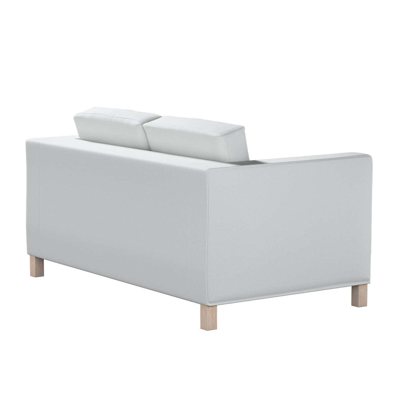Bezug für Karlanda 2-Sitzer Sofa nicht ausklappbar, kurz von der Kollektion Living II, Stoff: 161-18
