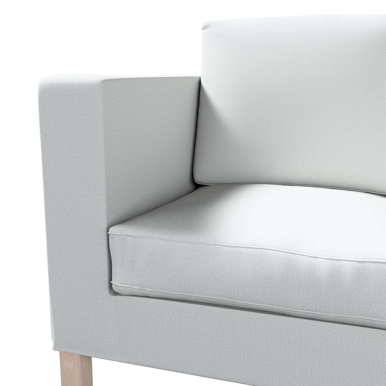 Huzat Karlanda 2-üléses kanapéra, nem kinyitható, rövid a kollekcióból Living 2, Dekoranyag: 161-18