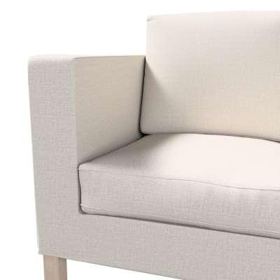 Bezug für Karlanda 2-Sitzer Sofa nicht ausklappbar, kurz von der Kollektion Living II, Stoff: 161-00