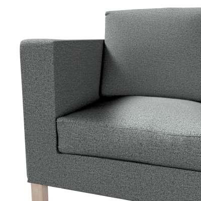 Pokrowiec na sofę Karlanda 2-osobową nierozkładaną, krótki w kolekcji Madrid, tkanina: 161-24