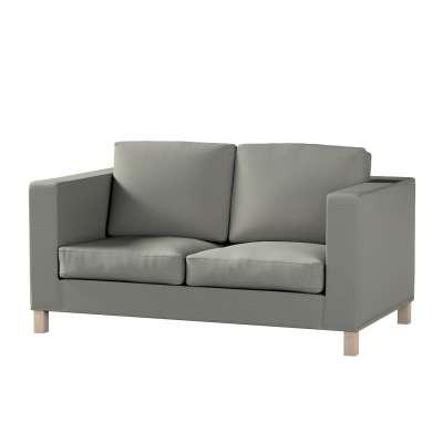 Bezug für Karlanda 2-Sitzer Sofa nicht ausklappbar, kurz von der Kollektion Etna, Stoff: 161-25
