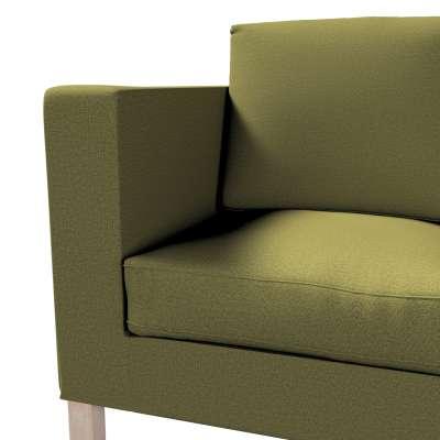 Pokrowiec na sofę Karlanda 2-osobową nierozkładaną, krótki w kolekcji Etna, tkanina: 161-26
