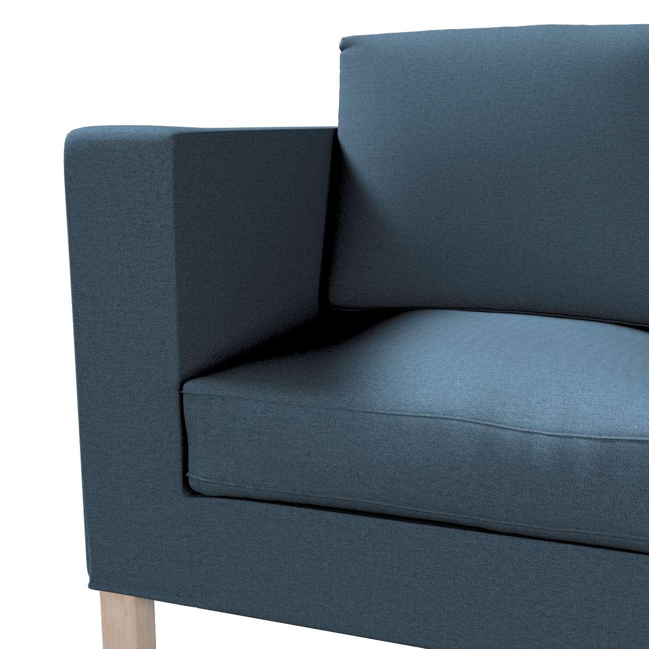 Huzat Karlanda 2-üléses kanapéra, nem kinyitható, rövid a kollekcióból Etna Bútorszövet, Dekoranyag: 705-30