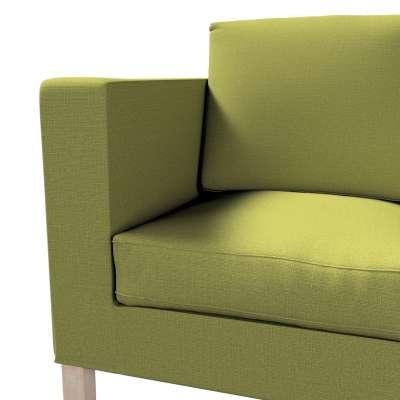 Bezug für Karlanda 2-Sitzer Sofa nicht ausklappbar, kurz von der Kollektion Living II, Stoff: 161-13