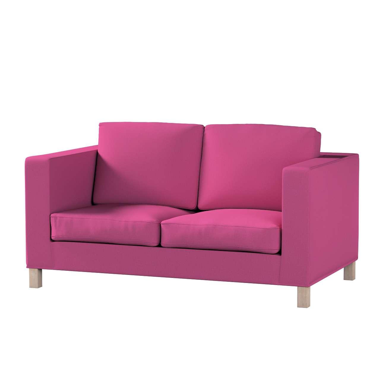 Bezug für Karlanda 2-Sitzer Sofa nicht ausklappbar, kurz von der Kollektion Living II, Stoff: 161-29