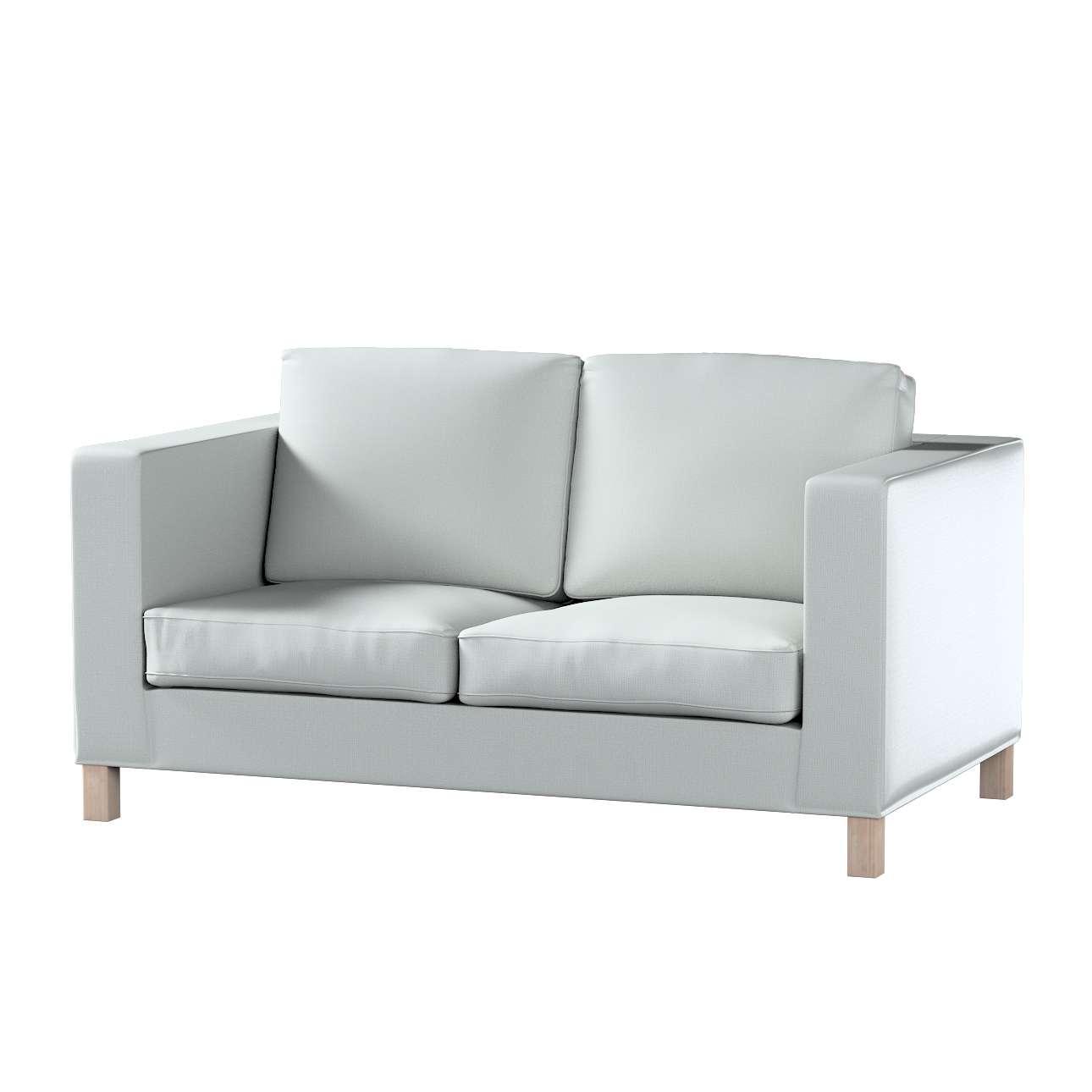 Bezug für Karlanda 2-Sitzer Sofa nicht ausklappbar, kurz von der Kollektion Bergen, Stoff: 161-72