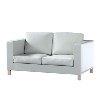 Potah na pohovku IKEA  Karlanda 2-místná, krátký 161-72 stříbřitě šedá  Kolekce Bergen