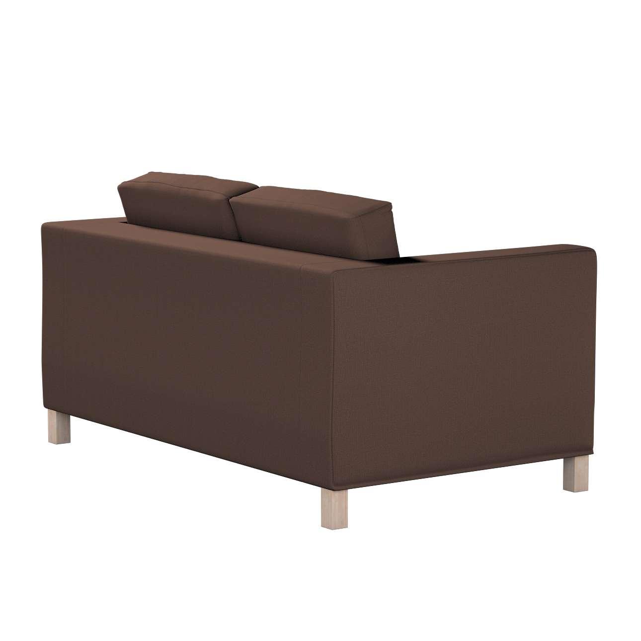 Bezug für Karlanda 2-Sitzer Sofa nicht ausklappbar, kurz von der Kollektion Bergen, Stoff: 161-73