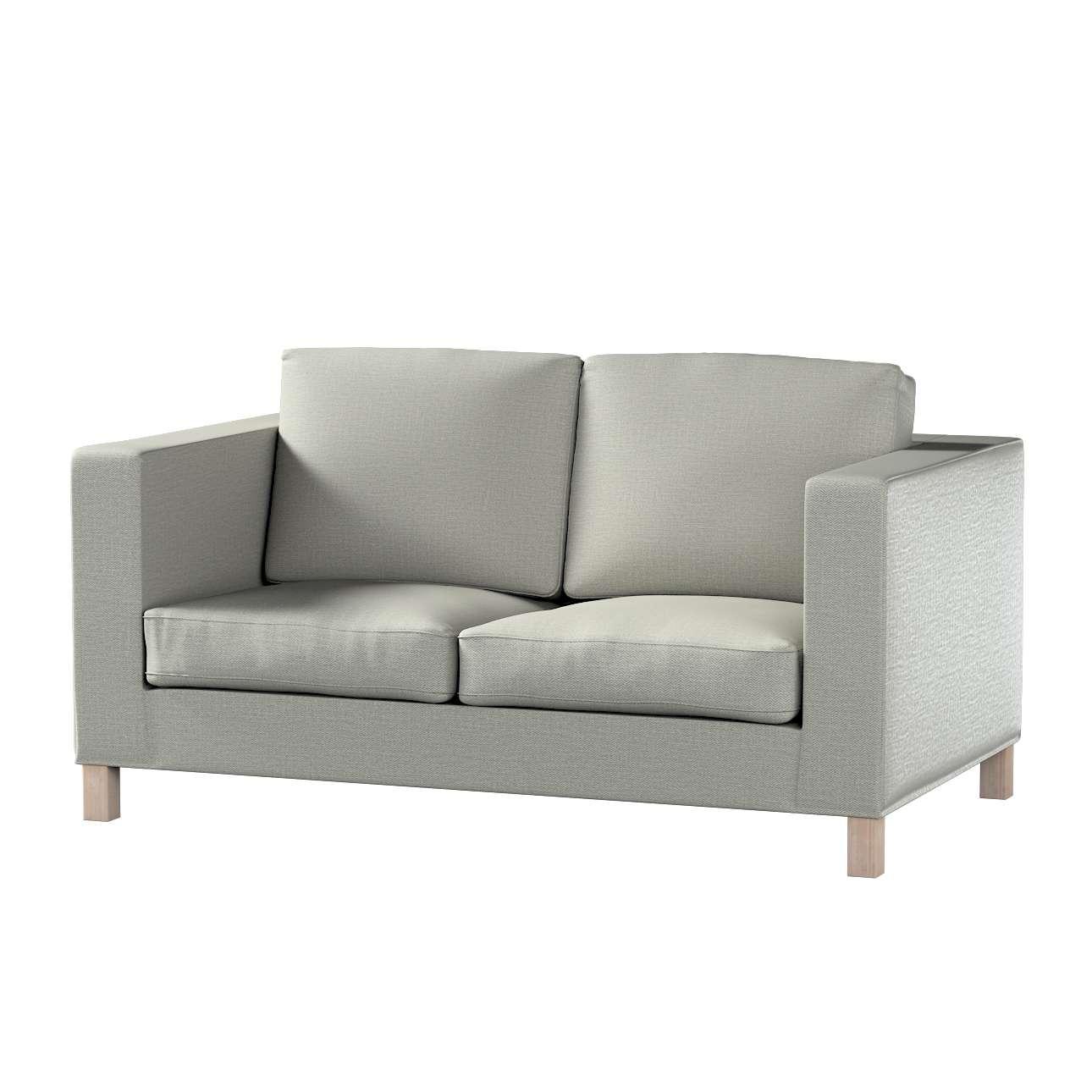 Pokrowiec na sofę Karlanda 2-osobową nierozkładaną, krótki w kolekcji Bergen, tkanina: 161-83